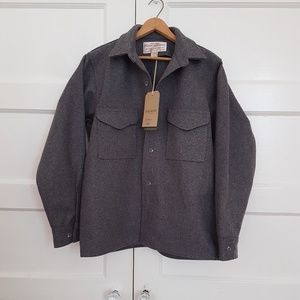Filson Brand New 100% Wool Jacket